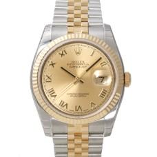 Rolex Datejust reloj de replicas 116233-4
