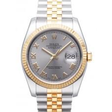 Rolex Datejust reloj de replicas 116233-3