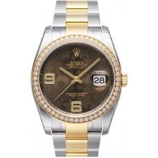 Rolex Datejust reloj de replicas 116243-2