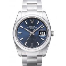 Rolex Date reloj de replicas 115200-3