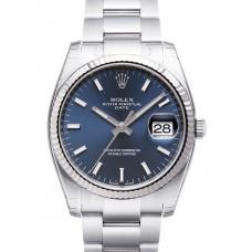 Rolex Date reloj de replicas 115234-11