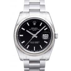 Rolex Date reloj de replicas 115234-9