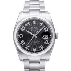 Rolex Datejust reloj de replicas 116200-17