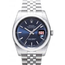Rolex Datejust reloj de replicas 116200-36