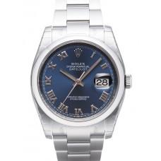 Rolex Datejust reloj de replicas 116200-1