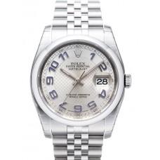 Rolex Datejust reloj de replicas 116200-38