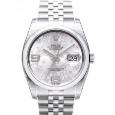 Rolex Datejust reloj de replicas 116200-33