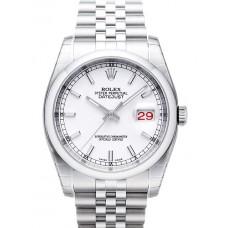 Rolex Datejust reloj de replicas 116200-35