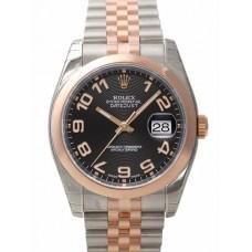Rolex Datejust reloj de replicas 116201-6