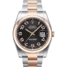Rolex Datejust reloj de replicas 116201-10