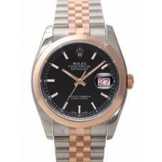 Rolex Datejust reloj de replicas 116201-15