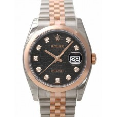 Rolex Datejust reloj de replicas 116201-27
