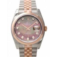 Rolex Datejust reloj de replicas 116201-33
