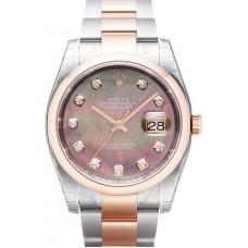 Rolex Datejust reloj de replicas 116201-34