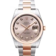 Rolex Datejust reloj de replicas 116201-30