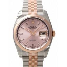 Rolex Datejust reloj de replicas 116201-12