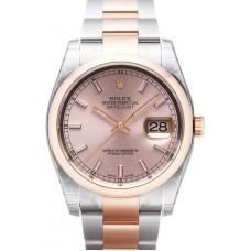Rolex Datejust reloj de replicas 116201-11