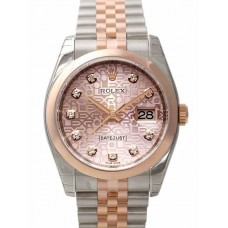 Rolex Datejust reloj de replicas 116201-20