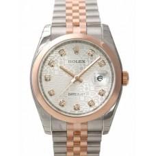 Rolex Datejust reloj de replicas 116201-25