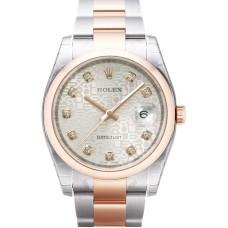 Rolex Datejust reloj de replicas 116201-26