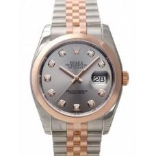 Rolex Datejust reloj de replicas 116201-23