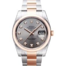 Rolex Datejust reloj de replicas 116201-24