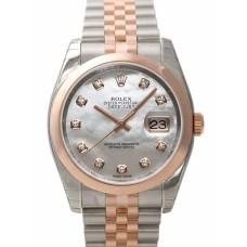 Rolex Datejust reloj de replicas 116201-31