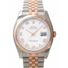 Rolex Datejust reloj de replicas 116201-13