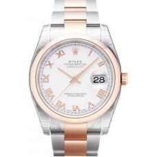 Rolex Datejust reloj de replicas 116201-3