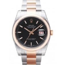 Rolex Datejust reloj de replicas 116201-9