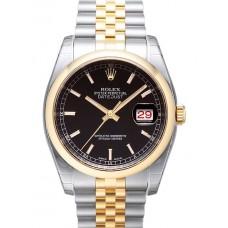 Rolex Datejust reloj de replicas 116203-14