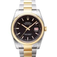 Rolex Datejust reloj de replicas 116203-17