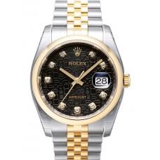Rolex Datejust reloj de replicas 116203-29
