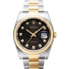 Rolex Datejust reloj de replicas 116203-33