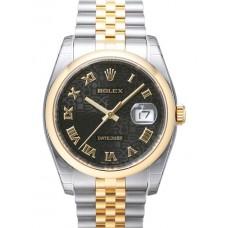 Rolex Datejust reloj de replicas 116203-15
