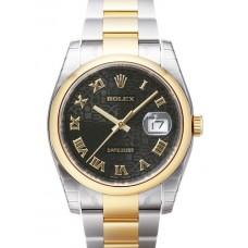 Rolex Datejust reloj de replicas 116203-18