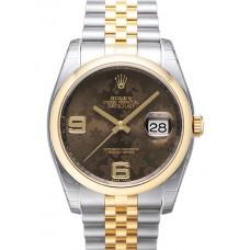 Rolex Datejust reloj de replicas 116203-39