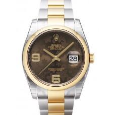 Rolex Datejust reloj de replicas 116203-36