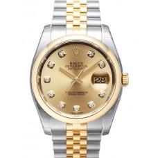 Rolex Datejust reloj de replicas 116203-23