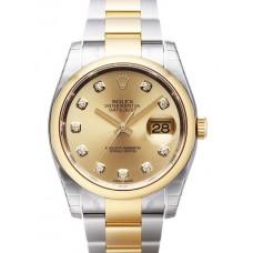 Rolex Datejust reloj de replicas 116203-22