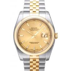Rolex Datejust reloj de replicas 116203-16