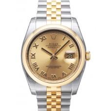 Rolex Datejust reloj de replicas 116203-12