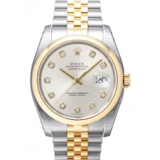 Rolex Datejust reloj de replicas 116203-26