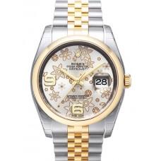 Rolex Datejust reloj de replicas 116203-38