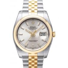 Rolex Datejust reloj de replicas 116203-13