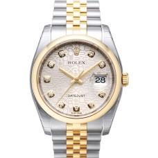 Rolex Datejust reloj de replicas 116203-24