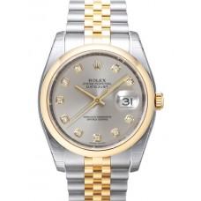 Rolex Datejust reloj de replicas 116203-27
