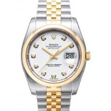 Rolex Datejust reloj de replicas 116203-25