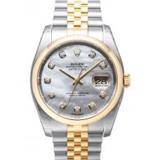 Rolex Datejust reloj de replicas 116203-21