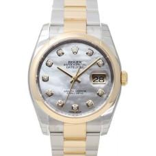 Rolex Datejust reloj de replicas 116203-20